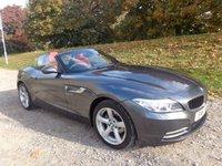 2014 BMW Z4 2.0 Z4 SDRIVE20I ROADSTER 2d 181 BHP £14995.00