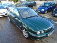 2006 JAGUAR X-TYPE 2.2 SE 5d 152 BHP £3850.00