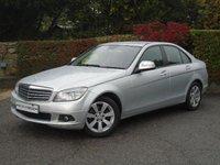 2008 MERCEDES-BENZ C CLASS 2.1 C220 CDI SE 4d AUTO 168 BHP £SOLD