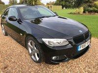 2010 BMW 3 SERIES 2.0 320D M SPORT 2d 181 BHP £10000.00