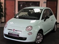 2015 FIAT 500 1.2 POP 3d 69 BHP £4750.00