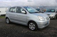 2005 KIA PICANTO 1.1 LX 5d 65 BHP £1495.00