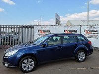 USED 2009 59 SUBARU OUTBACK 2.0 D SE AWD 5dr SAT NAV+BLUETOOTH+LEATHER+A/C
