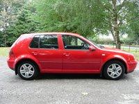 2000 VOLKSWAGEN GOLF 2.0 GTI 5d 114 BHP £795.00