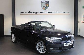 2013 BMW 1 SERIES 2.0 118I M SPORT 2DR AUTO 141 BHP £11990.00