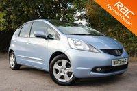 2009 HONDA JAZZ 1.3 I-VTEC ES 5d 98 BHP £5250.00