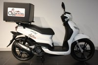 USED 2017 17 PEUGEOT TWEET 125 COMERCIAL PIZZA DELIVERY