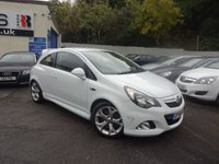 USED 2014 64 VAUXHALL CORSA 1.6 VXR 3d 189 BHP NATIONALLY PRICE CHECKED DAILY