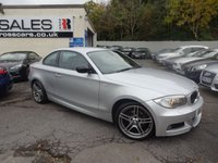 USED 2012 12 BMW 1 SERIES 2.0 120D SPORT PLUS EDITION 2d 175 BHP NATIONALLY PRICE CHECKED DAILY