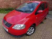 2010 VOLKSWAGEN FOX 1.2 URBAN 6V 3d 55 BHP £SOLD
