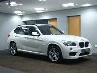 USED 2011 11 BMW X1 2.0 XDRIVE18D M SPORT 5d 141 BHP +++LOW MILEAGE+++