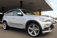 2007 BMW X5 4.8 I SE 5STR 5d AUTO 350 BHP £12990.00