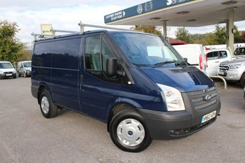 2012 FORD TRANSIT 2.2 280 ECONETIC LR 1d 99 BHP £8495.00