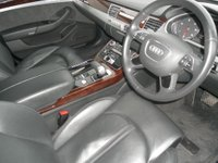 USED 2013 63 AUDI A8 3.0 L TDI QUATTRO SE EXECUTIVE 4d AUTO 246 BHP