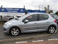 2010 PEUGEOT 207 1.6 SPORT 5d 120 BHP £3695.00