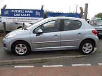 2011 PEUGEOT 207 1.4 ENVY 5d 74 BHP £4495.00