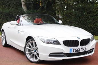 2011 BMW Z4 2.5 Z4 SDRIVE23I HIGHLINE EDITION 2d 201 BHP £16789.00
