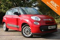 2013 FIAT 500L 1.6 MULTIJET LOUNGE 5d 105 BHP £6950.00