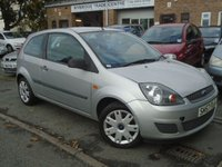 2007 FORD FIESTA 1.4 STYLE CLIMATE 16V 3d 68 BHP £1995.00