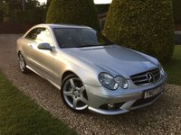 2007 MERCEDES-BENZ CLK CLK 220 CDI SPORT AMG PACK 2007 £5995.00