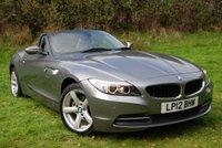 USED 2012 12 BMW Z4 2.0i SDRIVE ROADSTER [184 BHP] * SAT NAV * * LOW MILEAGE * SAT NAV *