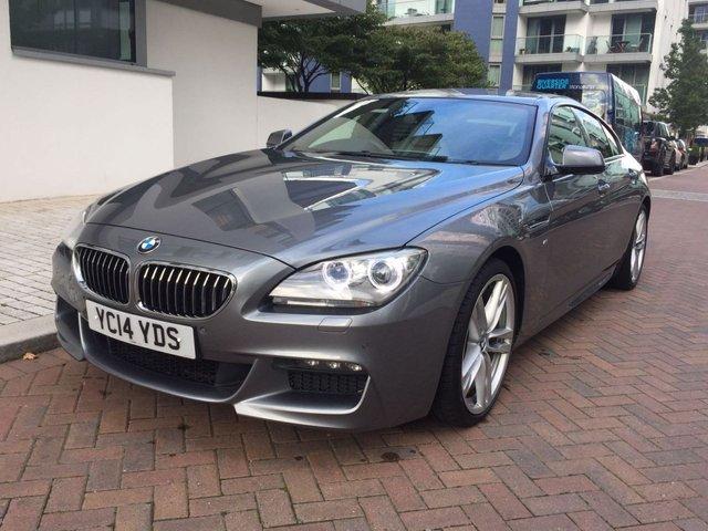 2014 14 BMW 6 SERIES 3.0 640D M SPORT GRAN COUPE 4d AUTO 309 BHP