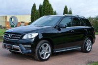 USED 2013 13 MERCEDES-BENZ M CLASS 3.0 ML350 CDI BlueTEC AMG Sport 7G-Tronic Plus 5dr COMMAND+CAMERA+HEATED SEAT