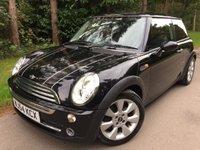 2004 MINI HATCH COOPER 1.6 COOPER 3d 114 BHP 80K MILES £2450.00