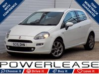 2015 FIAT PUNTO 1.2 EASY 3d 69 BHP £5449.00