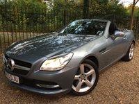 2013 MERCEDES-BENZ SLK 2.1 SLK250 CDI BLUEEFFICIENCY 2d AUTO 204 BHP £14995.00