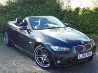 2008 BMW 3 SERIES 3.0 325I M SPORT 2d 215 BHP £11350.00