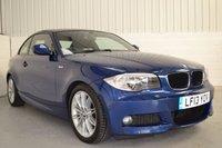 2013 BMW 1 SERIES 2.0 118D M SPORT 2d 141 BHP £12990.00