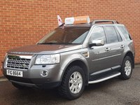 2008 LAND ROVER FREELANDER 2.2 TD4 XS 5d 159 BHP LEATHER £6995.00