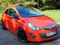 2014 VAUXHALL CORSA 1.2 LIMITED EDITION 3d 83 BHP £6243.00