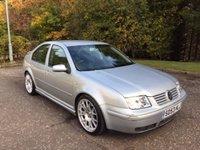 2003 VOLKSWAGEN BORA 1.9 SE TDI 4d 129 BHP £1295.00