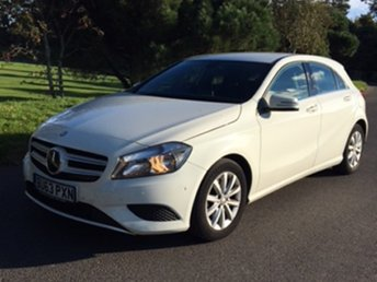 2014 MERCEDES-BENZ A CLASS 1.6 A180 BLUEEFFICIENCY SE 5d AUTO 122 BHP SAT NAV £14950.00