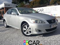 2007 LEXUS IS 2.2 220D 4d 175 BHP £4495.00