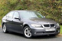 2007 BMW 3 SERIES 2.0 320D SE 4d 174 BHP £SOLD