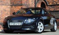 2010 AUDI TT 2.0 TDI QUATTRO 3d 170 BHP £8775.00