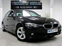 2013 BMW 3 SERIES 2.0 320D EFFICIENTDYNAMICS 4d 161 BHP £9980.00