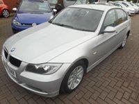 2007 BMW 3 SERIES 2.0 318D SE 4d 121 BHP £3990.00