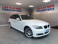 2009 BMW 3 SERIES 2.0 318I ES TOURING 5d 141 BHP £4999.00