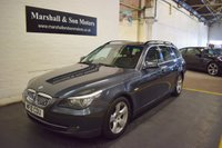 2010 BMW 5 SERIES 2.0 520D SE BUSINESS EDITION TOURING 5d AUTO 175 BHP £7199.00