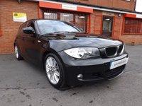 2011 BMW 1 SERIES 120D M SPORT 2.0 5d 175 BHP £6989.00