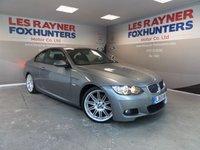 2010 BMW 3 SERIES 2.0 320D M SPORT HIGHLINE 2d AUTO 175 BHP £9999.00