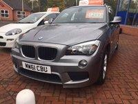 2011 BMW X1 2.0 XDRIVE20D M SPORT 5d 174 BHP £12995.00
