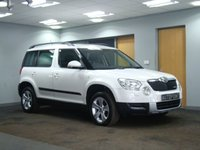 USED 2012 62 SKODA YETI 1.6 SE GREENLINE II TDI CR 5d 103 BHP +++FULL DEALER SERVICE RECORD+++