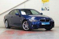 2011 BMW 3 SERIES 2.0 320D M SPORT 2d 181 BHP £11687.00