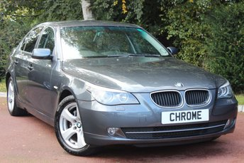 2009 BMW 5 SERIES 2.0 520D SE 4d AUTO 175 BHP £8495.00