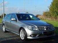 2008 MERCEDES-BENZ C CLASS 2.1 C220 CDI SPORT 5d AUTO 168 BHP £10990.00